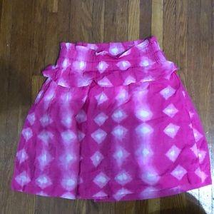 Crewcuts midi light weight skirt